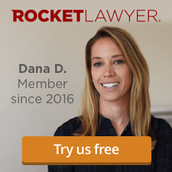 Rocket Lawyer (Legal Documents)